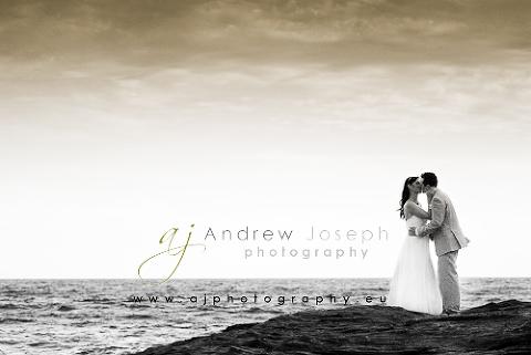 La Cala Beach wedding