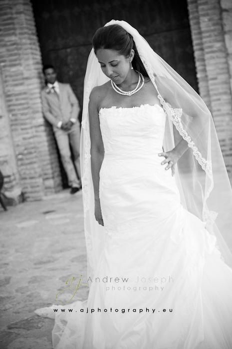 Wedding at Castillo de Conesa