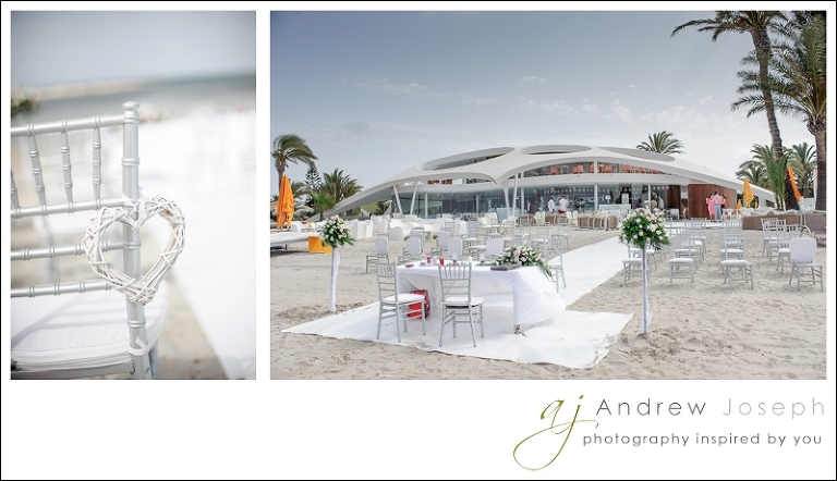 Wedding in Collados Beach