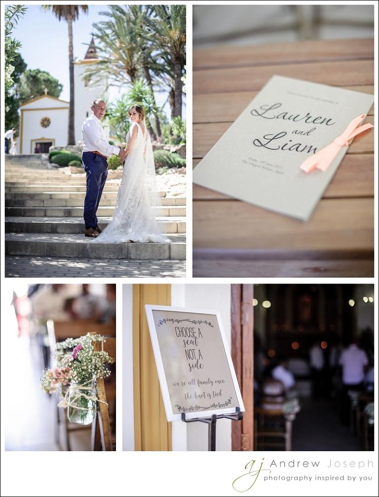 wedding ceremony finca rebate