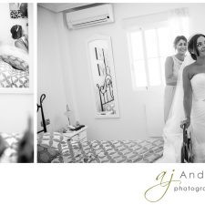 costa blanca wedding