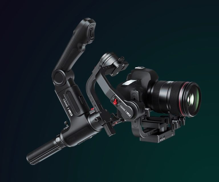 professional gimbal for video productions